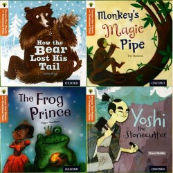 Oxford Reading Tree Traditional Tales: Level 6 (Pack of 4) - Free Shipping