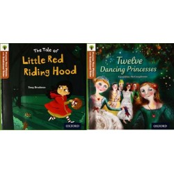 Oxford Reading Tree Traditional Tales: Level 8 (Pack of 2) - Free Shipping