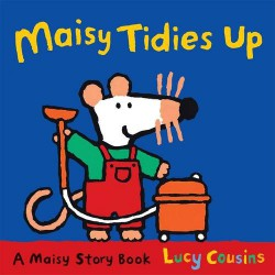 [Warehouse Sale - Minor Defect]  Maisy Tidies Up [Age 3+ years] - Paperback