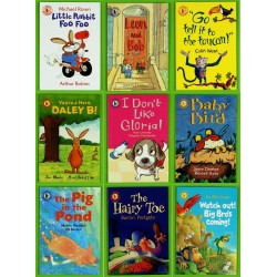 Walker Books: I Love Reading Collection (9 Books Set) -- Free Shipping