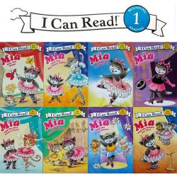 I Can Read: My First - Mia Collection (8 Books) - Paperback
