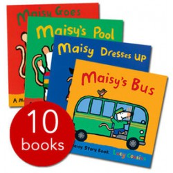 Maisy's Story Books + Sweet Dreams, Maisy Collection  (11 Books) - Free Shipping